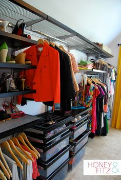 16 Ways to Organize Your Closet by Babble