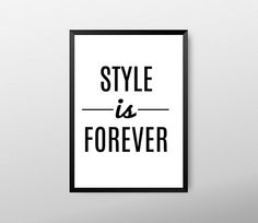 Impression typographique inspirational par CocoAndDeeDesign sur Etsy