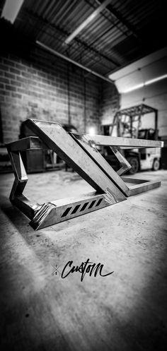 Table Frame, Table Desk, Modern Interior, Interior Design, Custom Desk, Metal Shop, Modern Desk, Modern Architecture, Metal Working