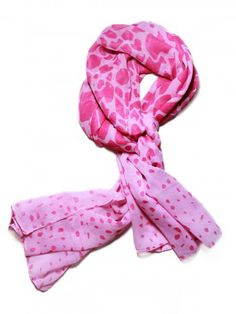 WOMEN PINK SCARF [CJ0220-1011] - Rs 199.00 : FEEROL FASHIONS, The Fashion Collection