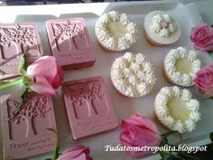 Szappancsodák: Receptek képekkel Soap, Handmade, Diy, Women's Fashion, Cosmetics, Creative, Hand Made, Fashion Women, Bricolage