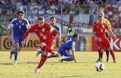 Engleska prva reprezentacija koja je osigurala nastup na Evropskom fudbalskom prvenstvu!