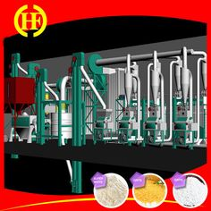 Maize flour milling machine special design according to different maize use different roller mill, can milling different maize flour, maize grits, maize meal, etc for African countries. In China factory we have running maize flour milling machine for your visit.  www.sjzafrica.com  +86-18032755353 (Whatsapp) cara@sjzafrica.com