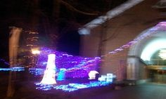 Onsen Illumination2 温泉イルミネーション2