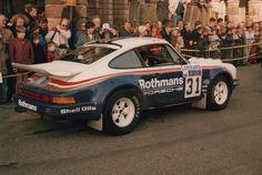 Roger Clark (Porsche 911SC RS) RAC Rally 1984