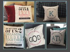 Thirty-One Gifts - PersonalizedProduct | Thirty One Pillows | Pinterest