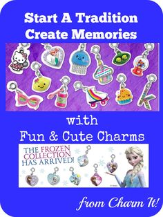 New Mommy/Daughter Tradition with CHARM IT! - Nicki's Random Musings. #HolidayGiftGuide #CHARMIT!