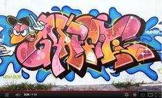 Graffiti with RIME (MSK, AWR). 'MIAMISM'on YouTube