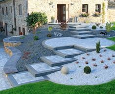 34 beautiful low maintenance front yard garden and landscaping ideas 18