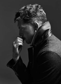 Sam Worthington Shot By Georges Antoni For Oyster #105