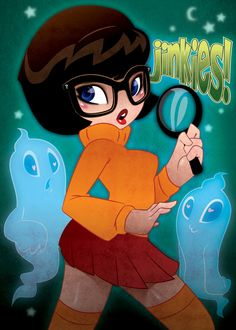 This Scooby doo velma in the shower naked your idea