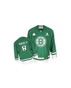 3c0d4d5c5  BostonBruins 8  Jersey  CamNeely  Jersey  CamNeelyGreen  jersey Show off