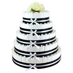 Wedding Cake Favor Boxes ....Birthday/Showers/Graduation/Wedding/ Bachelorette, party---100 pcs