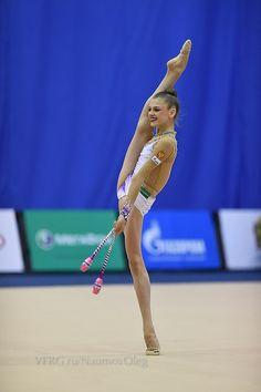 Aleksandra Soldatova, Russia, #rhythmic_gymnastics, #rhythmicgymnastics