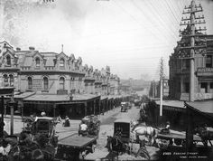 vintage everyday: Sydney in the Early 1900s: The Period of City's Strong Transformation