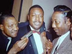 Sonny Boy Williamson 2, Jimmy Rodgers and Muddy Waters