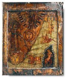 Псковская икона. XVII век