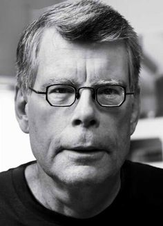 Stephen King...Writers world...I want to talk and work and learn from them:) So much respect I have for him.