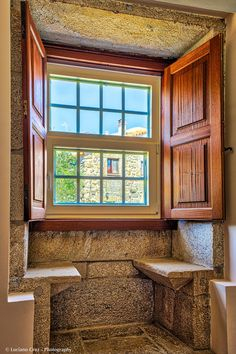 Janela com Vista/Window with a View Linhares da Beira, #Portugal