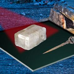 First Evidence of Viking-Like Sunstone Found : DNews