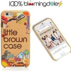 日本未入荷!Bloomingdale's♡iPhone 6ケース