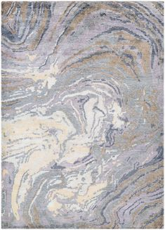 Riggle Muscle Shell Hand-Knotted Pearl Area Rug