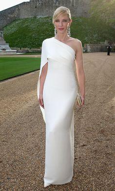 Cate Blanchett in Ralph Lauren // Glamour Fashion