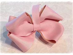 ふんわりリボンの作り方 Hair Bow Tutorial, Felt Flowers, Hair Bows, Free Pattern, Diy And Crafts, Ribbon, Fabric, Handmade, Accessories