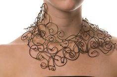 Melissa Graff Statement Necklace