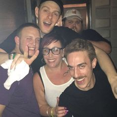 @kennybeats @ryanmmarks @loudpvck you guys are the coolest people ever!!! Mad respect and love for you! These past three shows were some of the best I've been too!!! Can't win it til your in Florida again! #trap #giltnightclub @gilt_nightclub #dj #loudpvck #floridatour #round3 #bestnight #trapmusic #dubstep #gohard by jeremiahwilliams1 - #giltnightclub #giltorlando #aperturestudiosmedia #edm #orlando #orlandonightlife
