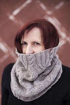 Ravelry: All that Jazz Cowl pattern by Hanna Maciejewska