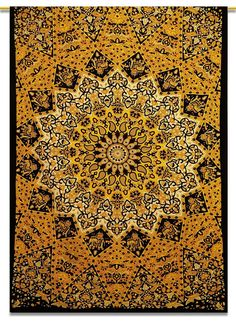 Wonderful Wall Hanging Traditional Star Pattern Door Decor Small Tapestry Poster