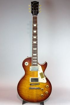"GIBSON CUSTOM SHOP[ギブソンカスタムショップ] Historic Collection 1959 Les Paul Standard Reissue ""Hand Selected"" VOS Iced Tea 2014