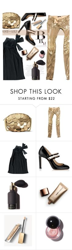 """to good to become truth"" by nataskaz ❤ liked on Polyvore featuring MICHAEL Michael Kors, Balmain, Etrala London, Nude by Nature, Burberry and November"