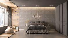 Kids Bedroom on Behance Master Bedroom Interior, Bedroom Closet Design, Modern Master Bedroom, Home Room Design, Home Decor Bedroom, Kids Bedroom, Bedroom Designs India, Living Room Designs, Bedroom Layouts