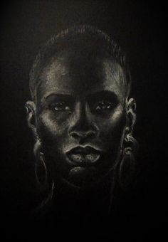 Black beauty White pastel drawing on black paper. A4 Paper, Pastel Drawing, Paper Artist, Art Studies, Black Beauty, Graphite, Colored Pencils, Jewelry Art, Graphic Art