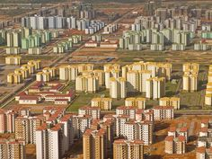 Photos Of A Massive Chinese-Built Ghost Town In Angola - Business Insider Creepy