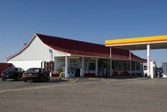 Stuckey's, Route 66, Adrian, Texas