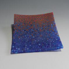 plate Slumped Glass, Fused Glass Art, Polymer Clay Crafts, Art Festival, Plates, Artwork, Pattern, Inspiration, Ideas