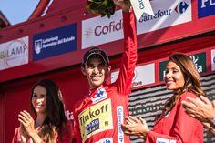 Fotographia de La Vuelta: Stage 10 ‹ Peloton