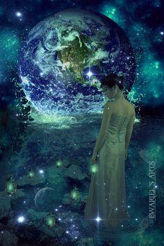 Light of a New World by Ewariel.deviantart.com on @DeviantArt