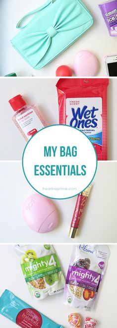 What's in my bag (favorite essentials) + a $50 Target giveaway!