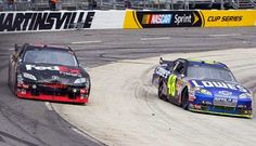 NASCAR notes: Sprint Cup Series Notes: Martinsville STP 500