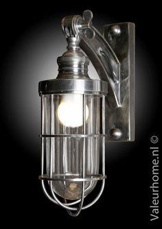 Wandlamp Hudson