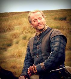 Game of Thrones / Lain Glen as Ser Jorah Mormont ⚔️