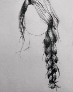 How to draw hair with pencil (drawing tips)… by penelope So zeichnen Sie Haare mit Bleistift (Zeichentipps)… von Penelope Art - Cheveux Pencil Drawing Tutorials, Pencil Art Drawings, Art Drawings Sketches, Art Tutorials, Cool Drawings, Hair Drawings, Drawing Faces, Illustration Sketches, Drawing Skills