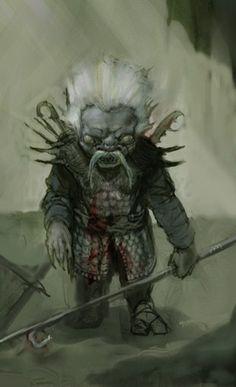Derro  (Dark Dwarf)