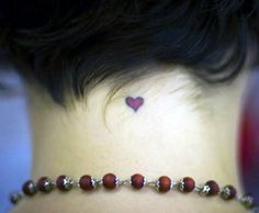 Our top list of small and cute tattoos for girls! New tiny tattoo ideas, special designs, sexy, cute and small tattoos every girl would want. Small Neck Tattoos, Wrist Tattoos Girls, Hand Tattoos, Basic Tattoos, Simple Wrist Tattoos, Neck Tattoos Women, Neck Tattoo For Guys, Cute Girl Tattoos, Tattoos For Guys