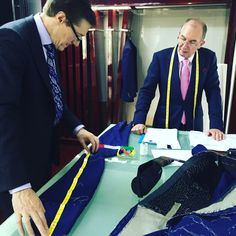 George Brummell Bespoke Tailors of London symbolises bespoke tailoring quality and style.