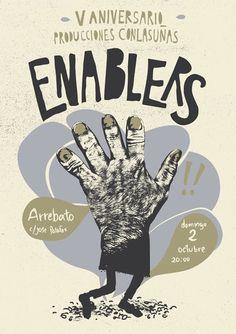 ENABLERS  Octubre 2011  By Münster Studio